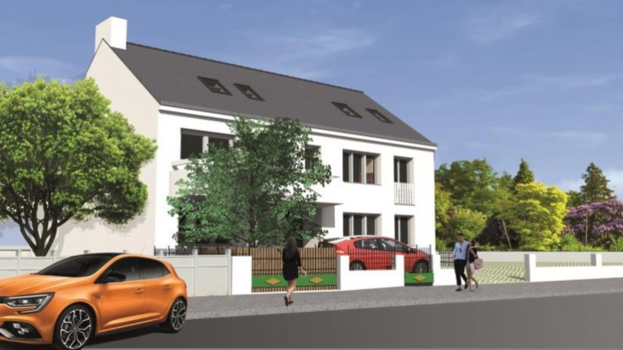 APPARTEMENT SAINT HERBLAIN – 290000 € FAI